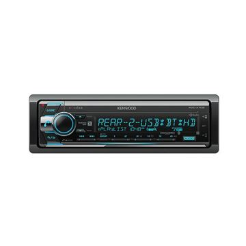 Picture of Kenwood CD Receiver with Bluetooth & HD Radio