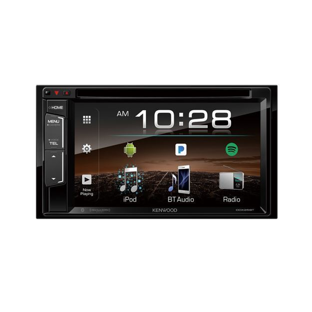 Picture of Kenwood 2-Din Monitor Receiver with Bluetooth