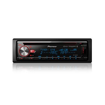Picture of Pioneer DEH-X7800BHS CD Receiver with enhanced Audio Functions, Full-featured Pioneer ARC App Compatibility, MIXTRAX®, Built-in Bluetooth®, HD Radio™ Tuner and SiriusXM-Ready™