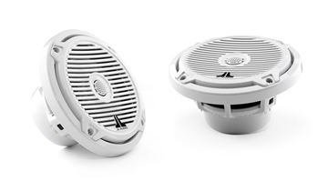 "Picture of JL Audio 6-1/2"" marine speakers (White w/ ""Classic"" grilles)"