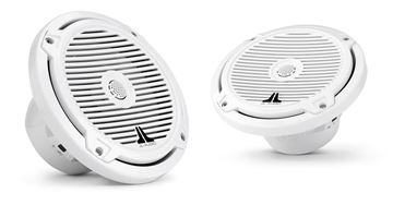 Picture of JL Audio 7.7-inch Cockpit Coaxial System, White Classic Grilles