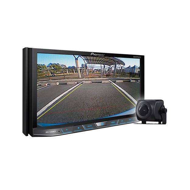 Picture of Pioneer AVH-4201NEX 2-DIN Flagship Multimedia DVD Receiver