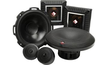 "Rockford Fosgate Power 6.5"" T4 Component System"