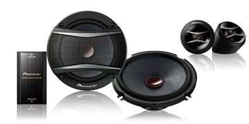 "Pioneer 6-1/2"" Component Speaker Package (6-3/4"" Compatible)"